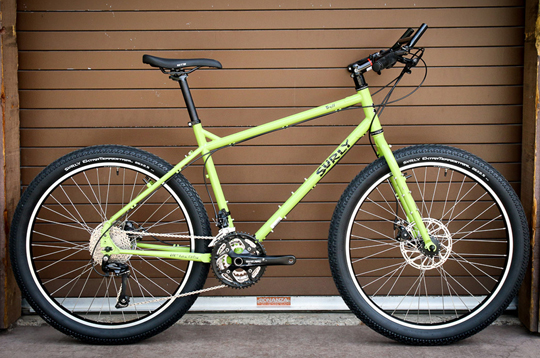 SURLY TROLL  サーリー トロール Pea Lime Pie Soup